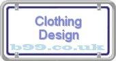 clothing-design.b99.co.uk